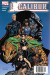 Cover for Excalibur (Marvel, 2004 series) #8 [Newsstand]