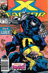 Cover Thumbnail for X-Factor (1986 series) #81 [Newsstand]