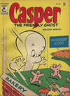 Cover for Casper the Friendly Ghost (Associated Newspapers, 1955 series) #56