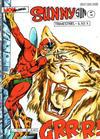 Cover for Sunny Sun (Mon Journal, 1977 series) #44