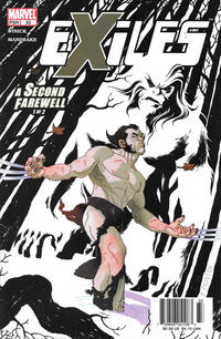 Cover Thumbnail for Exiles (Marvel, 2001 series) #33 [Newsstand]