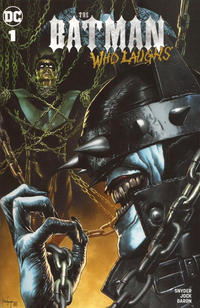 Cover Thumbnail for The Batman Who Laughs (DC, 2019 series) #1 [Unknown Comics Exclusive - Mico Suayan]