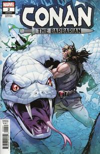 Cover Thumbnail for Conan the Barbarian (Marvel, 2019 series) #2 (277) [Emanuela Lupacchino]