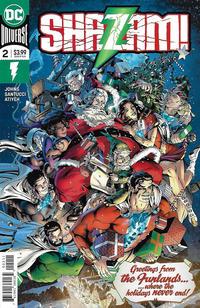 Cover Thumbnail for Shazam! (DC, 2019 series) #2 [Dale Eaglesham Cover]