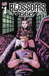 Cover Thumbnail for Blossoms: 666 (Archie, 2019 series) #1 [Cover E - Vic Malhotra]