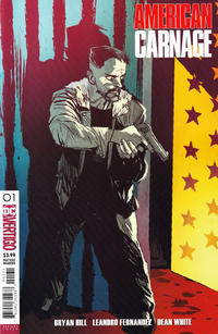 Cover Thumbnail for American Carnage (DC, 2019 series) #1 [Rafael Albuquerque Cover]