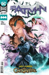 Cover Thumbnail for Batman (DC, 2016 series) #63