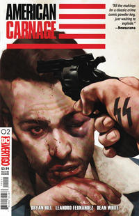 Cover Thumbnail for American Carnage (DC, 2019 series) #2