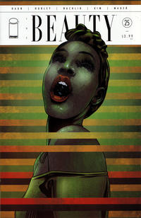 Cover Thumbnail for The Beauty (Image, 2015 series) #25 [Cover A]