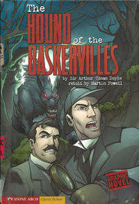 Cover Thumbnail for The Hound of the Baskervilles (Capstone Publishers, 2009 series)