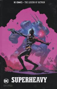 Cover Thumbnail for DC Comics - The Legend of Batman (Eaglemoss Publications, 2017 series) #29 - Superheavy