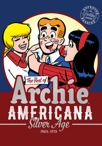 Cover Thumbnail for Best of Archie Americana (Archie, 2017 series) #2 - Silver Age