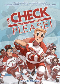 Cover Thumbnail for Check, Please! (First Second, 2018 series) #1 - Hockey