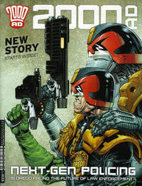 Cover Thumbnail for 2000 AD (Rebellion, 2001 series) #2115