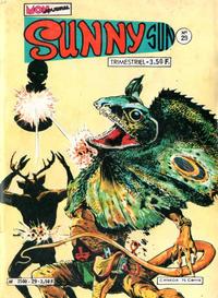 Cover Thumbnail for Sunny Sun (Mon Journal, 1977 series) #29
