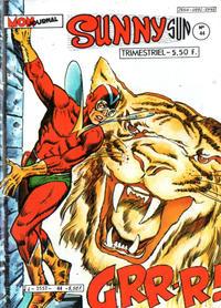 Cover Thumbnail for Sunny Sun (Mon Journal, 1977 series) #44