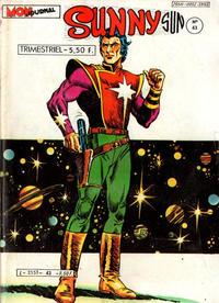 Cover Thumbnail for Sunny Sun (Mon Journal, 1977 series) #43