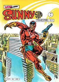 Cover Thumbnail for Sunny Sun (Mon Journal, 1977 series) #42