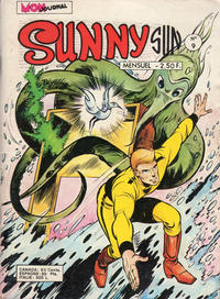 Cover Thumbnail for Sunny Sun (Mon Journal, 1977 series) #9