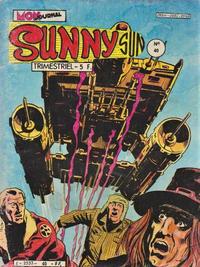 Cover Thumbnail for Sunny Sun (Mon Journal, 1977 series) #40