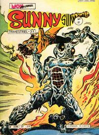 Cover Thumbnail for Sunny Sun (Mon Journal, 1977 series) #27