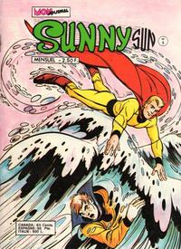 Cover Thumbnail for Sunny Sun (Mon Journal, 1977 series) #5