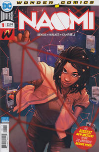 Cover Thumbnail for Naomi (DC, 2019 series) #1