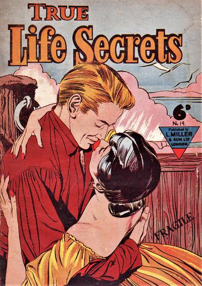 Cover for True Life Secrets (L. Miller & Son, 1952 series) #19