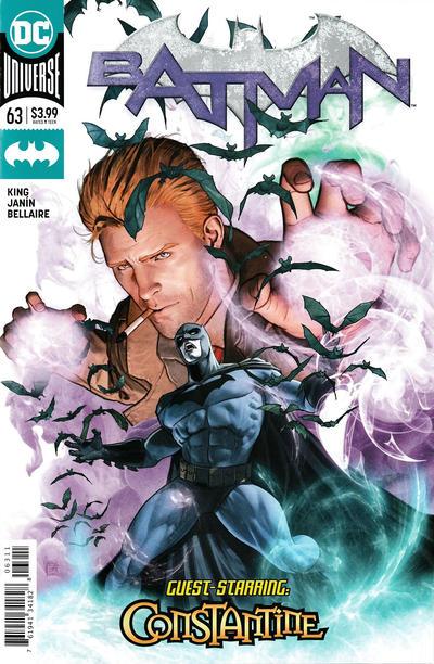Cover for Batman (DC, 2016 series) #63