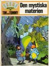 Cover for Trumfserien (Semic, 1971 series) #5 - Tim och Tommy: Den mystiska materien
