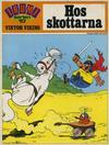 Cover for Trumfserien (Semic, 1971 series) #10 - Viktor Viking: Hos skottarna