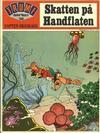 Cover for Trumfserien (Semic, 1971 series) #12 - Kapten Gråskägg: Skatten på Handflaten