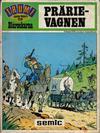 Cover for Trumfserien (Semic, 1971 series) #13 - Blårockarna: Prärievagnen