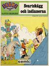 Cover for Trumfserien (Semic, 1971 series) #17 - Kapten Gråskägg: Svartskägg och indianerna