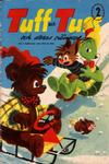 Cover for Tuff och Tuss (Åhlén & Åkerlunds, 1956 series) #2/1956
