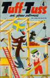 Cover for Tuff och Tuss (Åhlén & Åkerlunds, 1956 series) #4/1956