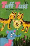 Cover for Tuff och Tuss (Åhlén & Åkerlunds, 1956 series) #5/1956