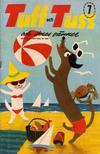 Cover for Tuff och Tuss (Åhlén & Åkerlunds, 1956 series) #7/1956