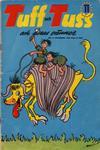 Cover for Tuff och Tuss (Åhlén & Åkerlunds, 1956 series) #11/1956