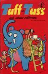 Cover for Tuff och Tuss (Åhlén & Åkerlunds, 1956 series) #4/1957