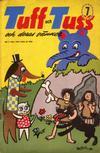 Cover for Tuff och Tuss (Åhlén & Åkerlunds, 1956 series) #7/1957