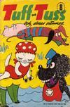 Cover for Tuff och Tuss (Åhlén & Åkerlunds, 1956 series) #8/1957