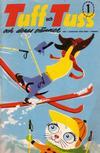 Cover for Tuff och Tuss (Åhlén & Åkerlunds, 1956 series) #1/1958