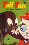 Cover for Tuff och Tuss (Åhlén & Åkerlunds, 1956 series) #7/1958