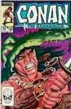 Cover for Conan the Barbarian (Marvel, 1970 series) #155 [Direct]