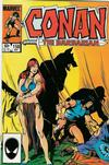 Cover for Conan the Barbarian (Marvel, 1970 series) #158 [Direct]