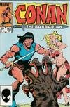 Cover for Conan the Barbarian (Marvel, 1970 series) #161 [Direct Edition]
