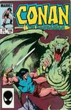 Cover for Conan the Barbarian (Marvel, 1970 series) #166 [Direct]