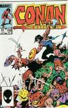 Cover for Conan the Barbarian (Marvel, 1970 series) #169 [Direct]