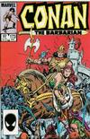 Cover for Conan the Barbarian (Marvel, 1970 series) #173 [Direct]